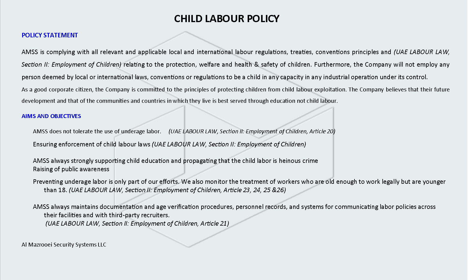 child labor laws thesis statement An essay or paper on child labor during industrial revolution the industrial revolution was one of the hardest times in american history with these hard times brought pollution, poverty, and prejudice.
